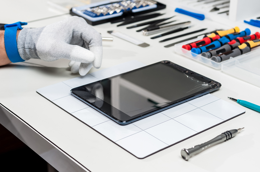 iPad Screen Repair Pensacola FL